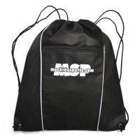 MSP ナップサック ヘルメットバッグ ブラック/ホワイト