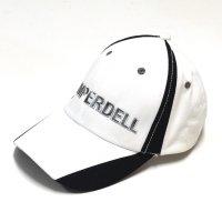 コンパーデル KOMPERDELL CAP ベースボール キャップ ホワイト