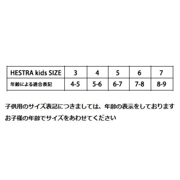 画像2: ヘストラ HESTRA ジュニア スキーグローブ 32900 CZONE PRIMALOFT JR シーゾーン ジュニア レッド