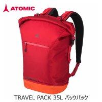 アトミック トラベルパック ATOMIC TRAVEL PACK 35 L RED AL5038110