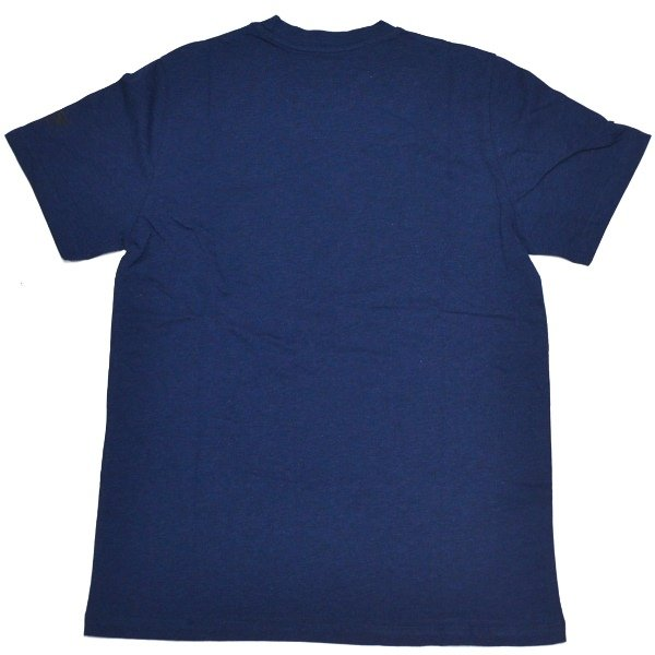 画像3: STOCKLI ストックリ Tシャツ ネイビー melange navy
