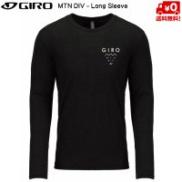 ジロ GIRO ロングTシャツ MTN DIV - Long Sleeve
