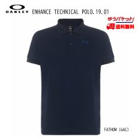 オークリー ポロシャツ OAKLEY Enhance Technical Polo.19.01
