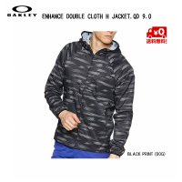 オークリー トレーニング ジャケット OAKLEY ENHANCE DOUBLE CLOTH H JACKET.QD 9.0
