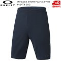 オークリー ショートパンツ  OAKLEY ENHANCE TECHNICAL SHORT PANTS 8.7.01 9inch 6AC FATHOM