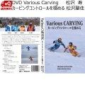DVD 松沢寿 松沢聖佳 Various CARVING カービングコントロールを極める