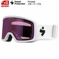 スウィートプロテクション スキーゴーグル ファイヤーウォール ホワイト Sweet Protection Firewall Stain White