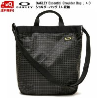 オークリー ショルダーバッグ A4収納 ブラック イエロー OAKLEY Essential Shoulder Bag L 4.0 Radiant Yellow