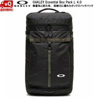 オークリー ボックス型 バックパック リュック シューズポケット付 ブラック OAKLEY Essential Box Pack L 4.0 BLACKOUT