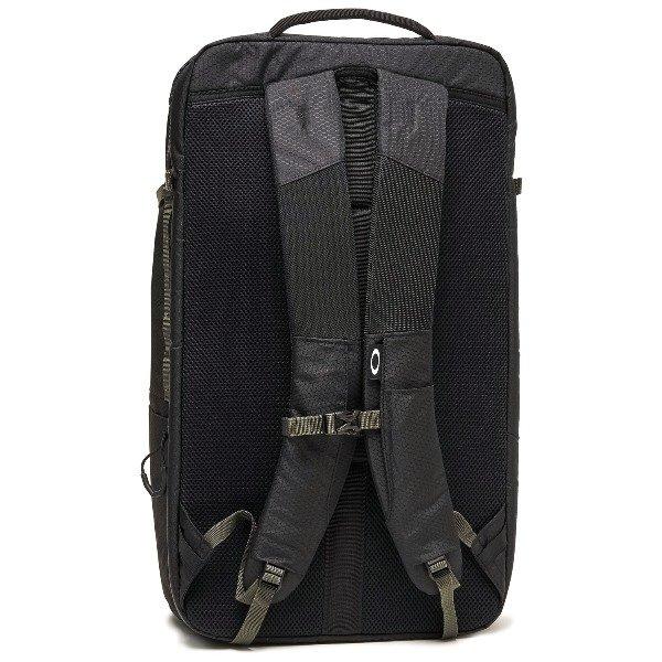 画像2: オークリー ボックス型 バックパック リュック シューズポケット付 ブラック OAKLEY Essential Box Pack L 4.0 BLACKOUT