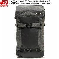 オークリー BOX型 バックパック リュック グレー OAKLEY Essential Box Pack M 4.0 Dark Gray Heather
