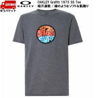 オークリー Tシャツ グレー OAKLEY Graffiti 1975 SS TEE New Athletic Gray