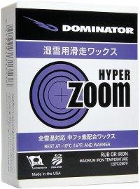 ドミネーター ワックス ハイパーズーム HYPER ZOOM  100g
