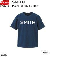 スミス Tシャツ ネイビー SMITH ESSENTIAL DRY NAVY