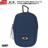 オークリー モバイルケース ネイビー Essential Mobile Case 4.0 BLACK IRIS