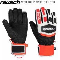 ロイシュ ジュニア レーシング スキーグローブ REUSCH WORLDCUP WARRIOR R-TEX XT JUNIOR ロイッシュ グローブ ブラック/レッド
