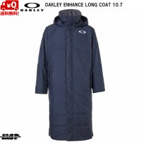オークリー 中綿入 ロングコート OAKLEY  ENHANCE LONGCOAT 10.7 Black Iris 6DG