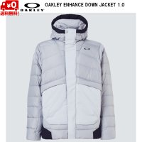オークリー ダウンジャケット OAKLEY  ENHANCE DOWN JACKET 1.0 Grey Slate 22P
