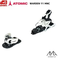 アトミック ビンディング ATOMIC WARDEN 11 MNC WHITE ホワイト
