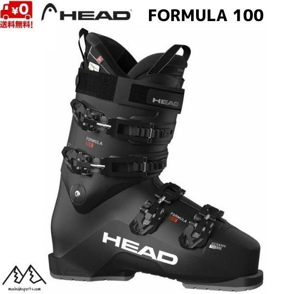 画像1: ヘッド スキーブーツ フォーミュラ100 HEAD FORMULA 100