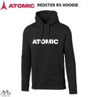 アトミック パーカー ATOMIC RS HOODIE BLACK ブラック REDSTER