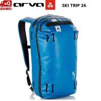ご予約商品 アルバ バックパック スキートリップ 26 ブルー ARVA BACKPACK SKITRIP 26 BLUE ST26