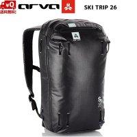 ご予約商品 アルバ バックパック スキートリップ 26 ブラック ARVA BACKPACK SKITRIP 26 BLACK ST26