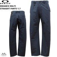 オークリー マルチ ストレートパンツ ダーク グレー OAKLEY MULTI STRAIGHT PANTS 1.7 DARK CLOUD