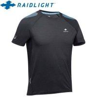 レイドライト RAIDLIGHT テクニカルショートスリーブトップ TECHNICAL SS ブラック BLACK Tシャツ GLHT23-200
