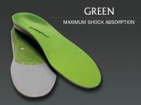 SUPERfeet トリムフィット グリーン trimfit green