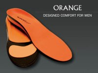 SUPERfeet トリムフィット オレンジ trimfit orange