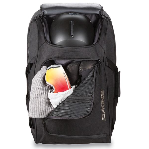 Dakine Boot Locker Dlx 70l Blk ブーツロッカー バックパック ブーツバッグ ブラック